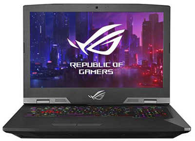 ASUS ROG G703GX Gaming Laptop