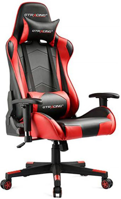 GTRACING Gaming Chair Racing Office