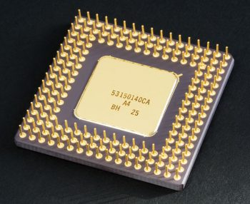 Intel CPU 80486DX2
